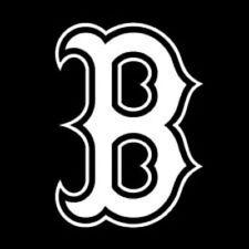 Boston Red Sox Logo  MLB Team Logo Decal Stickers Baseball