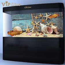 3D Starfish Aquarium Background Poster HD Fish Tank Decorations Landscape