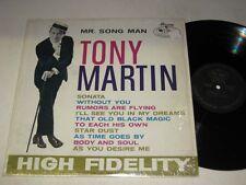 TONY MARTIN Mr. Song Man WING Shrink