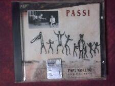 PAPI MORENO- PASSI (DIDJERIDU MUSIC) (1999). CD.