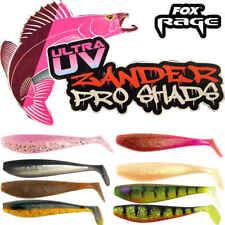 #1 Fox Rage Zander PRO SHAD 14 cm 10 Couleurs Set Hochets