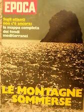 EPOCA 1148 1972 Nella Fossa dei Leoni a San Siro