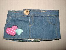 Sanrio - Hello Kitty Dress-Me Clothes - Denim Skirt - Brand New!