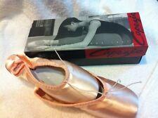 Capezio 197 Pointe ballet dance shoes PLIE II adult  European PINK sizes 4M-7M