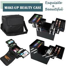 Large Professional Makeup Bag Portable Cosmetic Case Storage Box Travel Carry AU