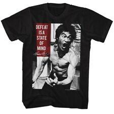 Bruce Lee  Stateofmind Mens Crew Tee T Shirt