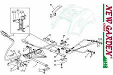 Explosionszeichnung Schaltung Bremse CAMBIO 102cm PT190HD Aufsitzmäher
