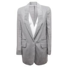 B6270 giacca donna BRUNELLO CUCINELLI grigio jacket woman