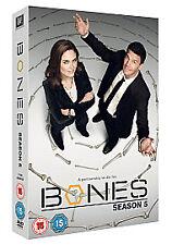 BONES Complete Series 5 DVD Box Set All Episode Fifth 5th Season Original UK R2