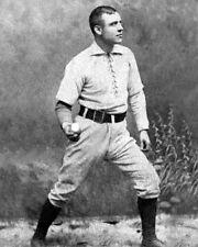 1888 New York Giants MICKEY WELCH Glossy 8x10 Photo Baseball Print HOF 73
