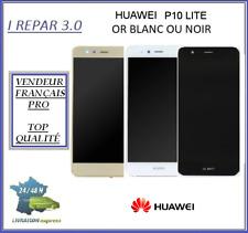Ecran Original Complet sur Châssis Huawei P10 lite Noir ou Or ou Blanc