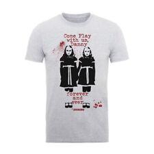SHINING 'venire a giocare con noi'S T-Shirt-Nuovo e Ufficiale!