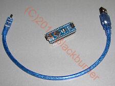 1-10x Nano R3 Atmega 328 Entwicklungsboard CH340G Arduino UNO Rev. 3 kompatibel