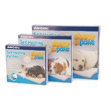 Ancol Dog Cat Puppy Kitten Sleepy Paws Self Heating Pet Bed Reflective Heat Pad