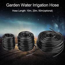 7mm (4mm id) Tuyau d'Irrigation de l'eau Arrosage Jardin en Plastique de PVC