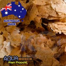 AM Aquarium Brine (Artemia) Shrimp Fish Food Flakes GRAIN FREE Flake Feed