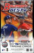 2017 Bowman's Best Béisbol - Deans Lista - Elige Tu Tarjetas - Completo Tu Juego
