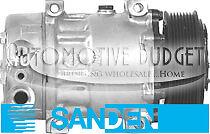 Compressor Kenworth & Peterbilt Trucks - Sanden 4759