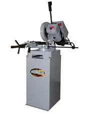 "Cold cut metal chop saw sawing  Woodward-Fab - 10"" blade diameter 220 volt"