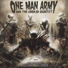 ONE MAN ARMY AND THE UNDEAD QUARTET - 21ST CENTURY KILLING MACHINE [DIGIPAK] NEW