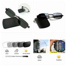 Bifocal Transition Photochromic Folding Compact Men  Optical Reading Glass