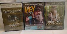 Duck Dynasty DVD Duck Commander Hey Listen Here Jack Spiritual Outdoor Adventure