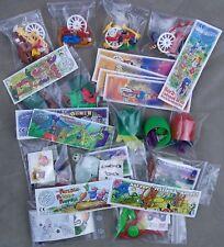 ueberraschungsei figure varie giocattoli 2000 PER SELEZIONE ueei FERRERO