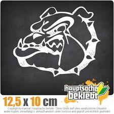 Kiwistar Bulldogs Symbole - Chien de combat csf1050 autocollant