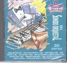 Los Reyes Del Sonido Orquestal  20  Exitos Originales  BRAND NEW SEALED   CD