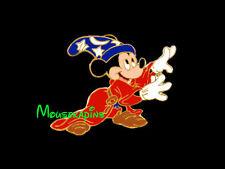 Fantasia SORCERER Apprentice Mickey CASTING a SPELL Disney 2004 LE Pin