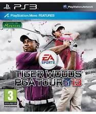 Tiger Woods PGA Tour 13 umfasst der Masters-PS3 * Brandneu Und Versiegelt *
