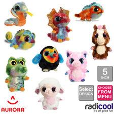 AURORA YooHoo & Friends 5 in (ca. 12.70 cm) peluche peluche giocattoli morbidi per bambini Teddy regali NUOVO!