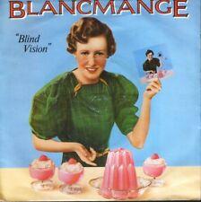 "BLANCMANGE blind vision 7"" PS EX/EX uk BLANC 5 sol"