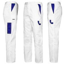 Arbeitshose Bundhose Malerhose Arbeitskleidung Berufsbekleidung weiß Gr. 46 - 62