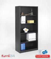 Aktenregal Stahlregalschrank Schrank Büroschrank offen Platz für ca. 55 Ordner