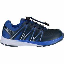 CMP Trainers Sport Shoes Kids Merak Fitness Shoe Wp Blau Waterproof Plain Colour
