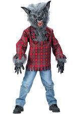 Werewolf Child Costume (Grey)