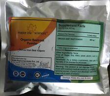 ORGANIC Beetroot Powder, Boost Stamina, Lower Blood Pressure, Detox, No Filler