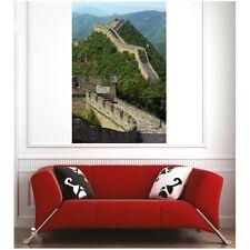 Affiche poster ville muraille de chine  70603126