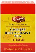 DYNASTY 100% Natural Tea (Chinese Restaurant, Brown Rice, Gingseng, Jasmine)