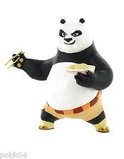 Kung Fu Panda figurine Po Eating 8 cm Comansi figure 99913