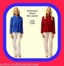 Fantastiques Luxury Hiver ciselé Polaire Chaud Robes d'intérieur/Bed Vestes