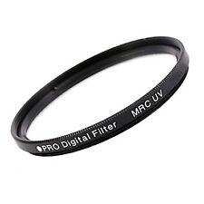 UV Filter MRC Vergütung  49 58 62 72 mm