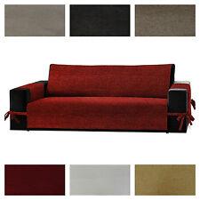 Salvadivano Copridivano 3 posti con lacci per divano Seduta  cm 170