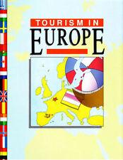 TOURISM IN EUROPE childrens book kids holidays industry sunshine coastline hotel