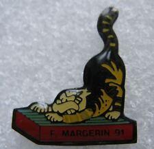 Pin's BD Bande Déssiné Franck MARGERIN Le Chat Tigré #B2