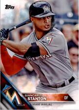 2016 Topps Baseball Card Pick 269-533