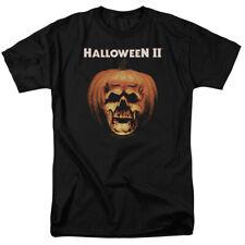 Halloween Movie II Pumpkin Shell Officially Licensed Adult Shirt S-3XL