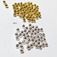 Crimp Cover Kaschierperlen silber 7x7x5 mm 20 Stück Perlen Schmuckzubehör #4674