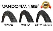 "26"" x 1.95"" vandorm SLICK MOUNTAIN BIKE MTB veloce rotolamento pneumatici"